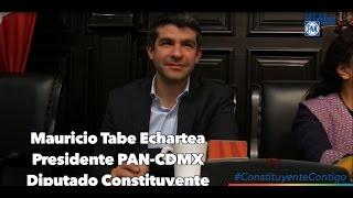 Asamblea Constituyente CDMX