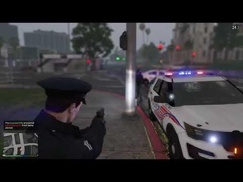 【GTA5 LSPDFR】The Police ~ロスサントス市警 業務日誌~【#5-2 ハリケーン】