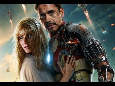 Iron Man 3 - Cast Interviews