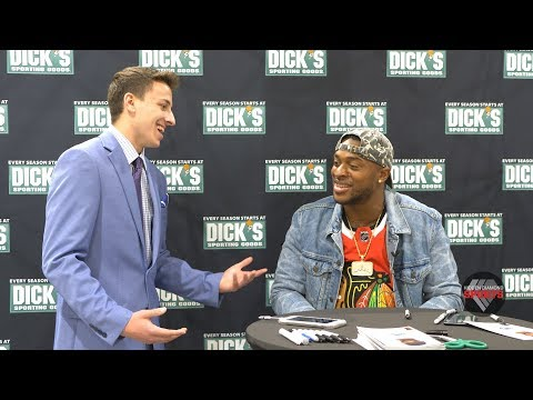 Allen Robinson Interview   2018 May   HDS