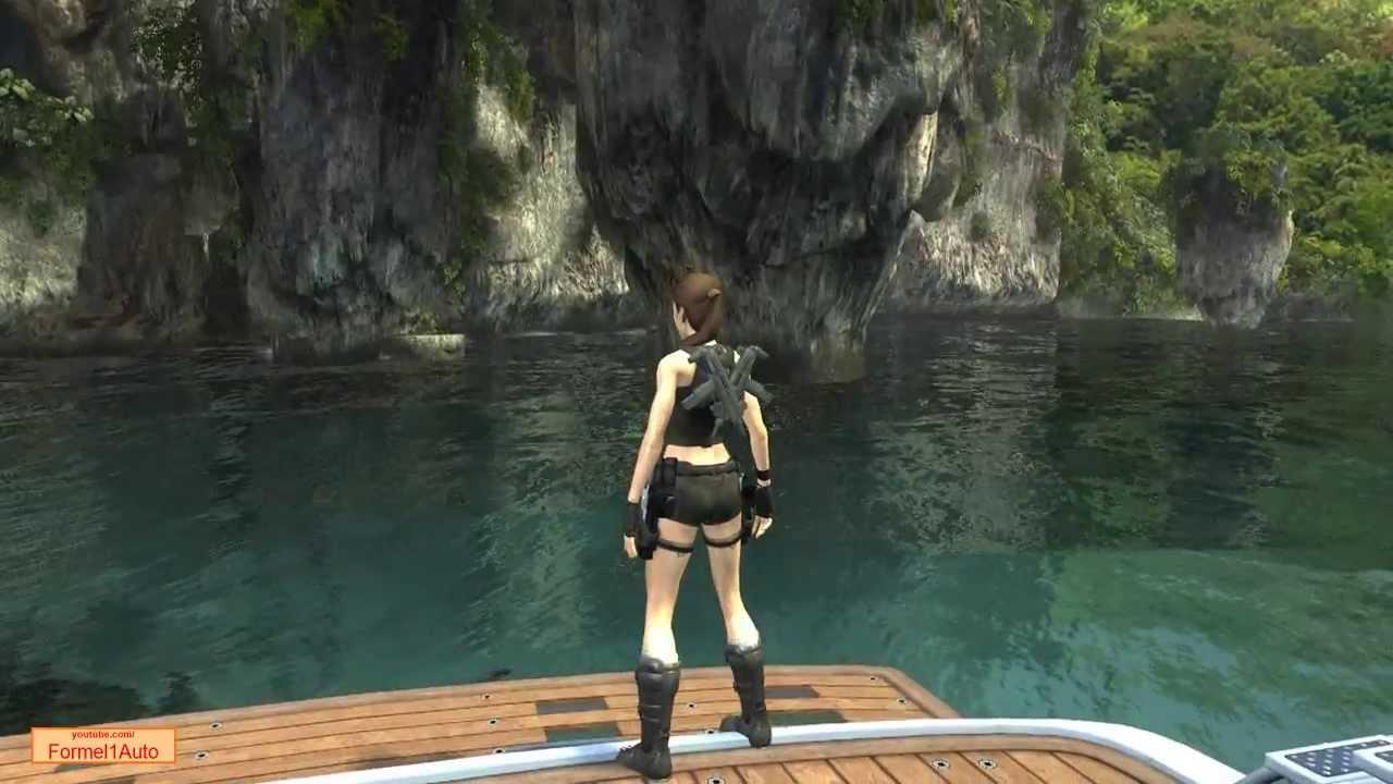 Tomb Raider Underworld Gameplay Max Settings Full Hd Youtube