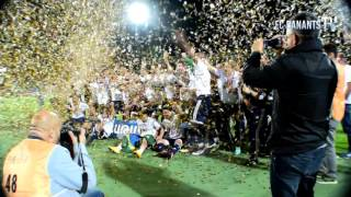 Banants celebrates victory in Armenian Cup