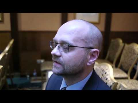 [ENG] Interview with Miroslav Ingeduld from Euler Hermes (Czech) at Credit Matters 2012