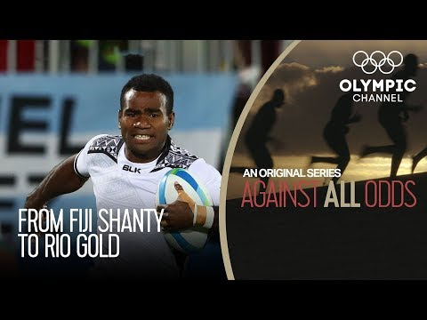 Jerry Tuwai's Inspiring Story with Fiji Rugby | Against All