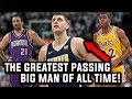 Why Nikola Jokic is the GREATEST PASSING BIG MAN EVER!