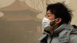 Пекин: уровень загрязнителей воздуха вырос на 30% (новости)(, 2013-04-08T18:20:47.000Z)