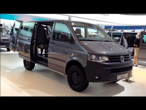 Volkswagen T5 Rockton 2015 In Detail Review Walkaround