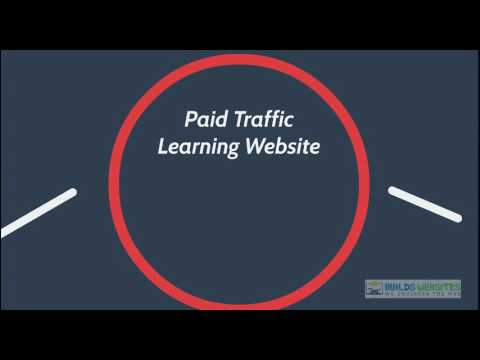 Quick Video Intro About Paid Traffic Arbitrage Method