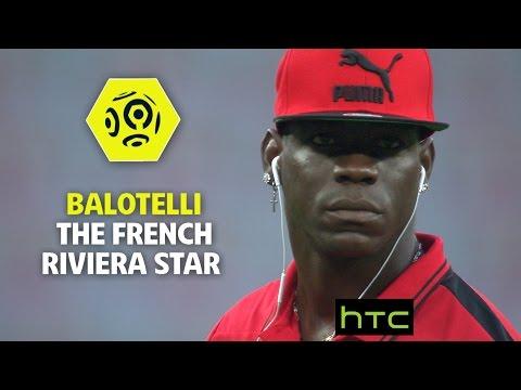 Balotelli, the french riviera star - OGC Nice 2016-17 - Ligue 1