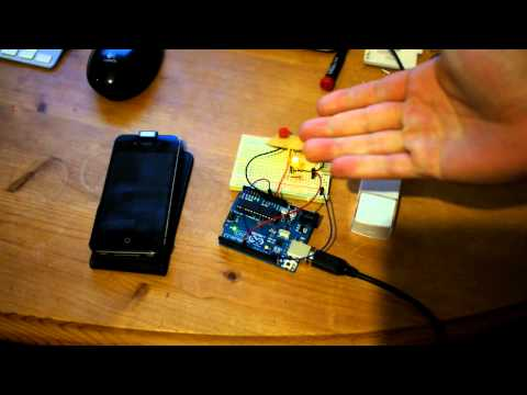Arduino: Push Notification Enabled Doorbell