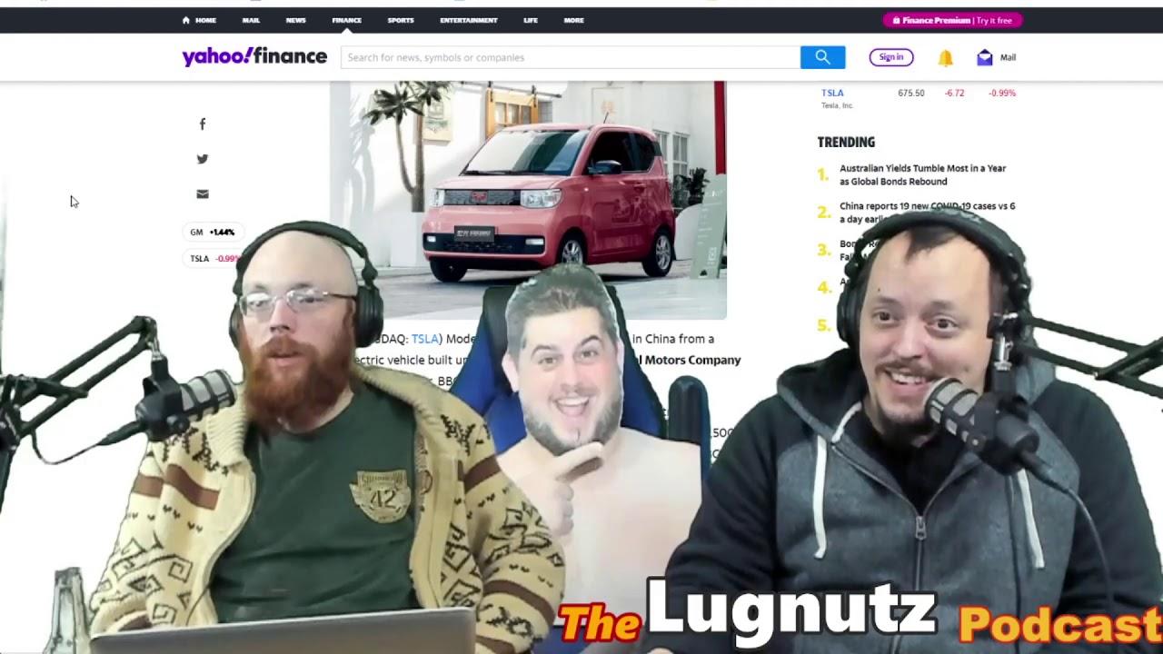 #201 Lugnutz Podcast: Nine Inch Wheel Axle Tricks