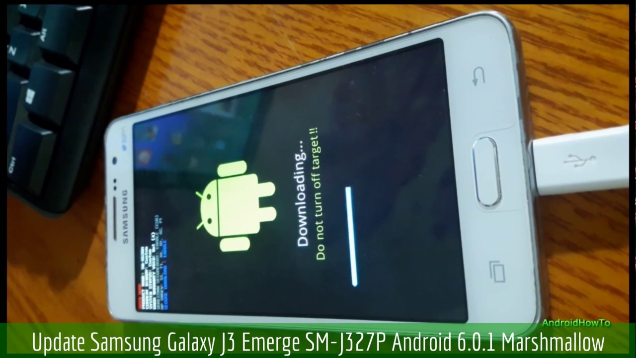 Samsung Galaxy J3 Emerge Firmware Videos - Waoweo