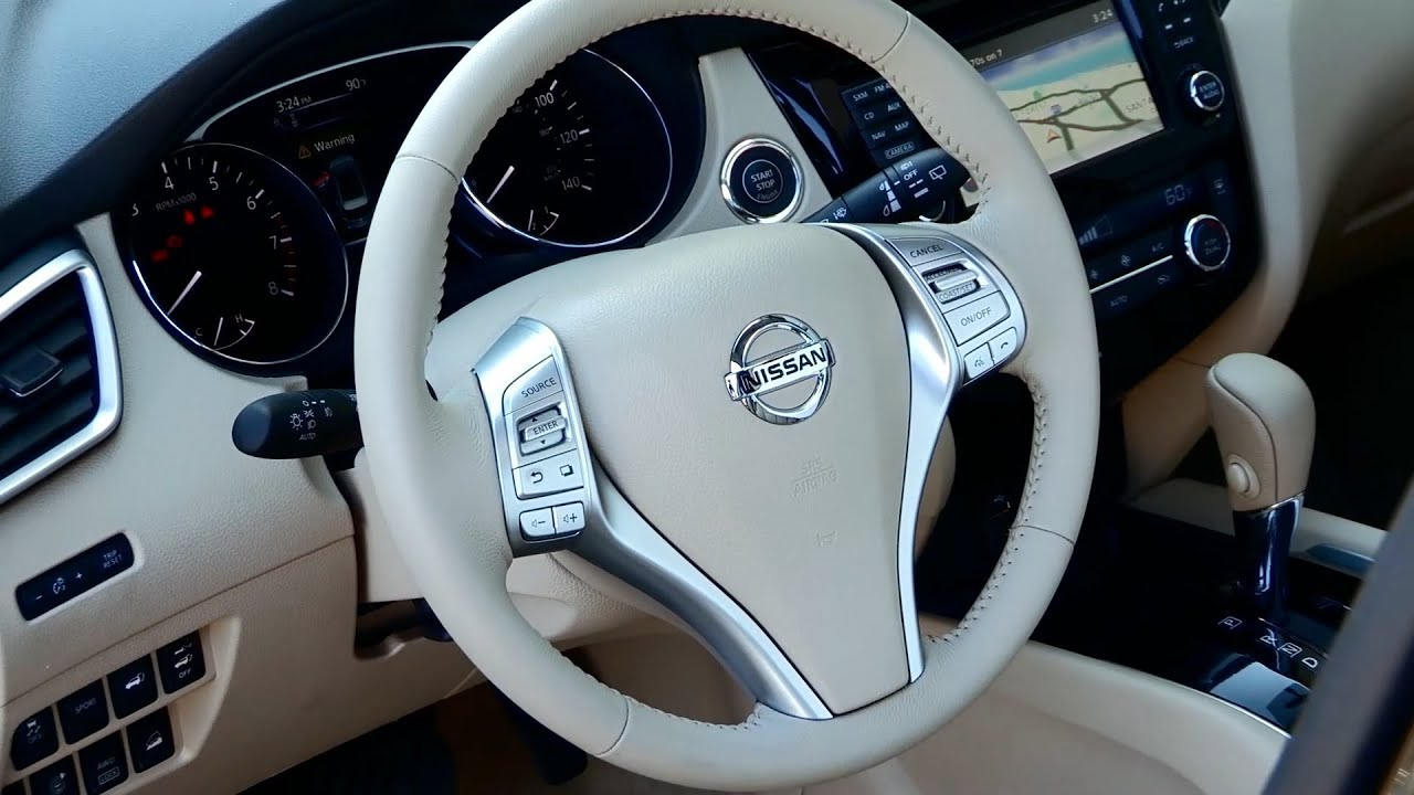 Image Result For Nissan Rogue Interior