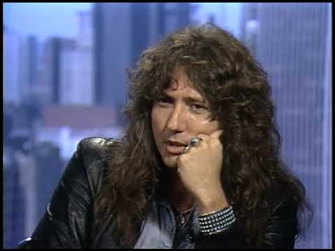 David Coverdale discussing his thoughts of the British press in 1984