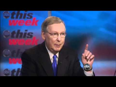 Interview With Sen. Mitch McConnell