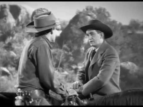 Evening Riders Of Montana 1951 Allan Rocky Lane & Eyesight Background