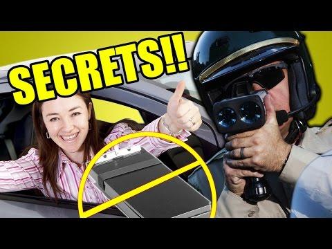 COP SPILLS SECRETS ABOUT SPEEDING TICKETS!!