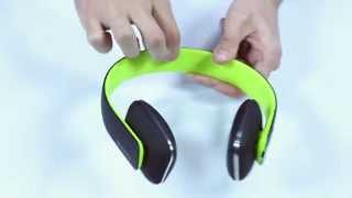Microlab T1 and T2 Bluetooth 4.0 Headset Unboxing