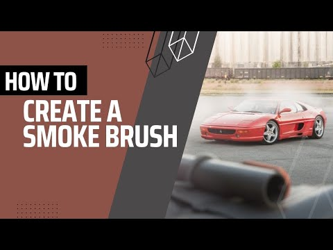 How To Create A Smoke Brush In Photoshop