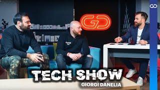 Tech Show გიორგი დანელიასთან (PILOT)