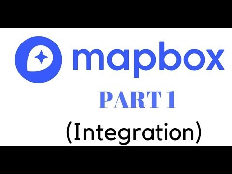 MapBox SDK Tutorial in Android Studio PART 1 (Integration)
