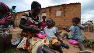 World Vision Angola Emergency Nutrition Appeal 2015
