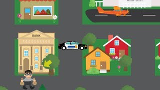 Kids Car Town