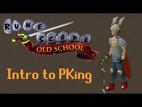 How to get into PKing on Oldschool Runescape