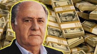 el hombre mas rico del mundo amancio ortega gaona inditex zara