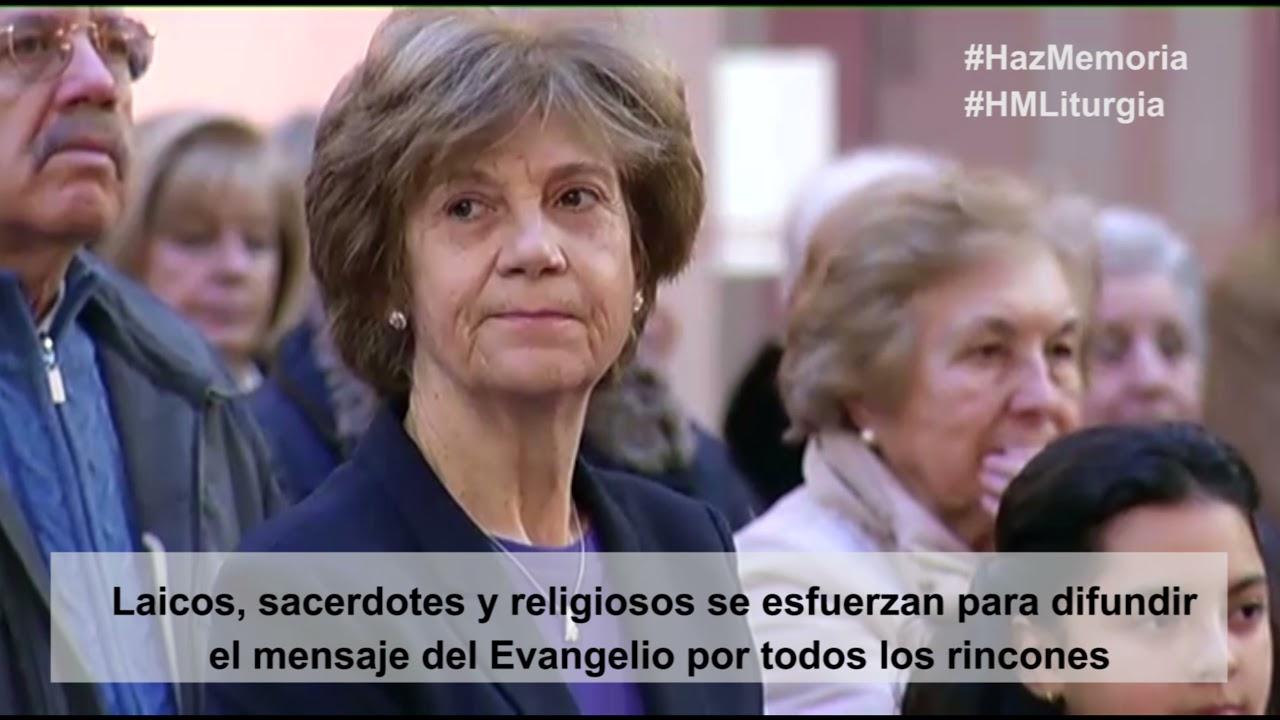 Haz Memoria: Liturgia