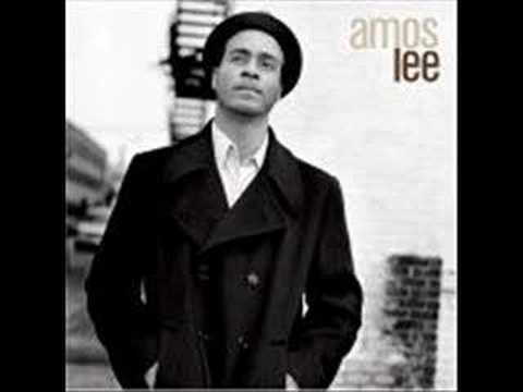 Amos Lee ''Sweet Pea'' with Lyrics