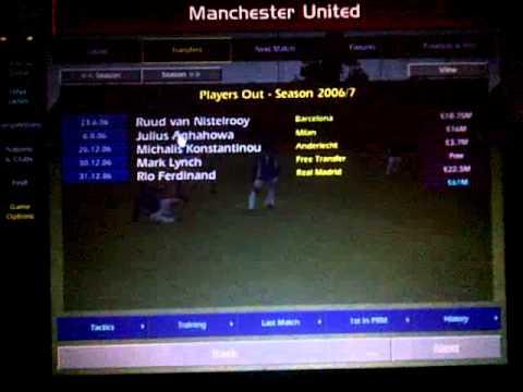 Championship Manager 01/02 Sick Team