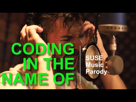 Coding in the Name of - (Rage Against the Machine Parody)