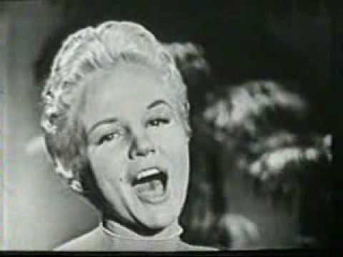 I Feel A Song Coming On  Peggy Lee  1954