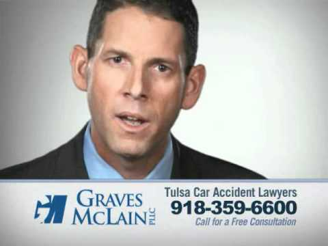 Tulsa Car Accident Lawyer | OK Car Accident Attorneys | Lawyer TV Commercial I Auto