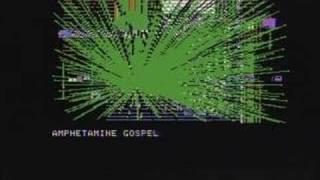 Erkki Kurenniemi (1981) -- amphetamine