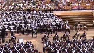 Ohio University Marching 110 - Cheer - September 2008