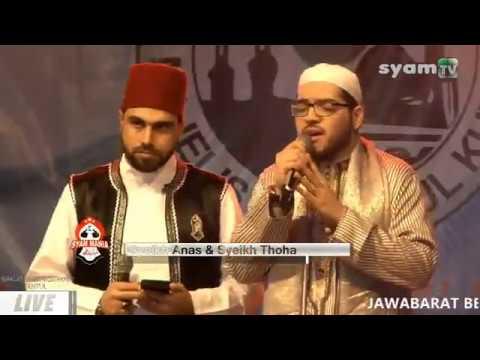 "(LIVE) ""JAWA BARAT BERSHOLAWAT"" DALAM RANGKA MILLAD MAJELIS SYABABUL KHEIR LIL HABIB MAHDI ASSEGAF"