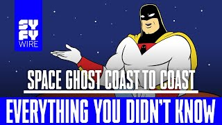 Space Ghost Coast To Coast: Everything You Didn't Know | SYFY WIRE