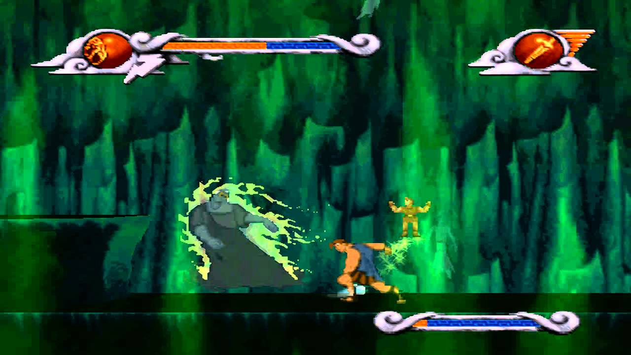 Hercules 50 Hercules The Action Game Walkthrough : Level 10 - Vortex