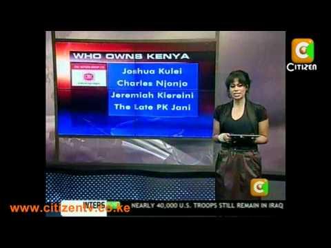 Who Owns Kenya - CMC Motors Ltd