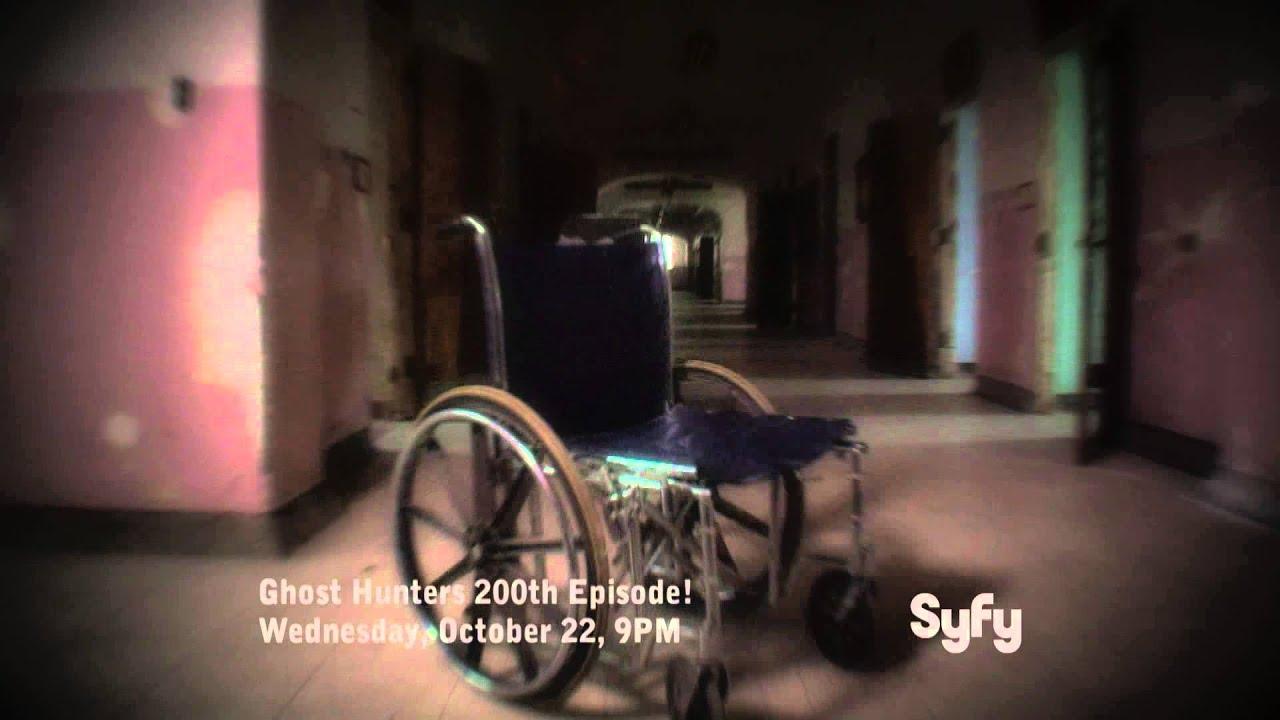 Download Ghost Hunters - 200th Episode - Trans-Allegheny Lunatic Asylum