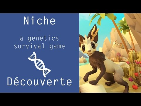 Niche - a genetics survival game I Découverte