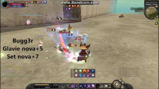 Silkroad online Bow/Force PVP 2016 ZSZC