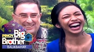 PBB Balikbahay: Maymay Meets Edward's Dad!