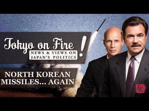 North Korean Missiles... Again | Tokyo on Fire