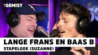 Lange Frans en Baas B ft. Nol Havens - Stapelgek (Suzanne) | Live bij 538