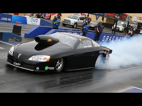 Pro Stock, Nitro Thunder, Sydney Dragway - May 4th, 2019