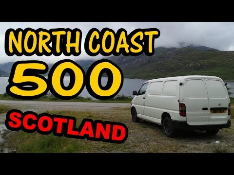 Scotland: The North Coast 500 ( NC500)