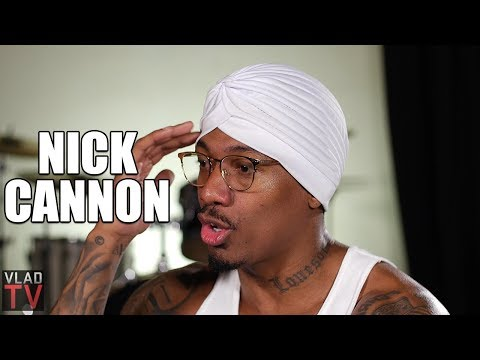 Nick Cannon On Elvis Dating Priscilla At 14, Michael Jackson Loving His Blackness  (Part 9)